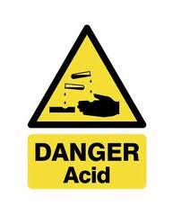 Blood pH - acid